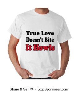 True Love Howls Design Zoom